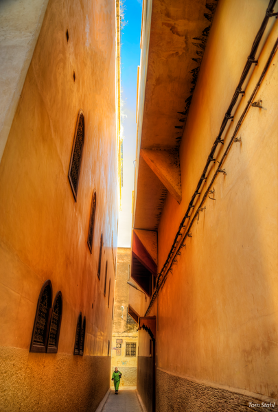In the medina, Fes, Morocco, 2015.
