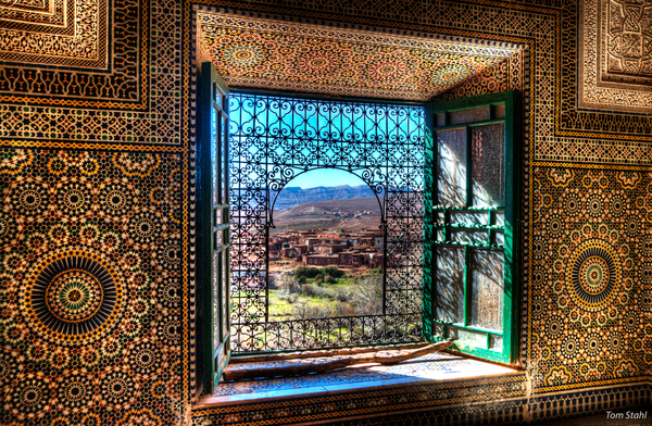 Kasbah De Telouet, Morocco, 2015. Photography Art | Tom Stahl Photography