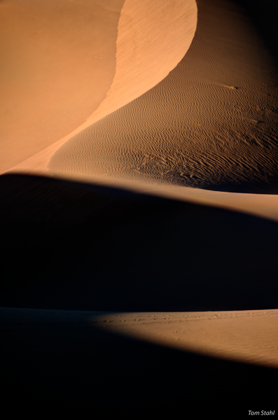Moroccan Dunes, 2015. Photography Art | Tom Stahl Photography