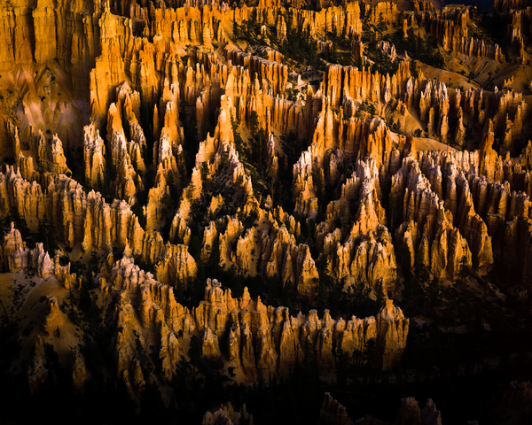 Fine Art Print of Bryce Point