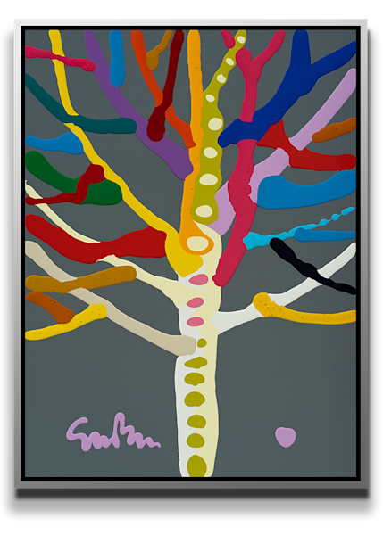 Diversitree <3 [Sold] Art | MEUSE Gallery