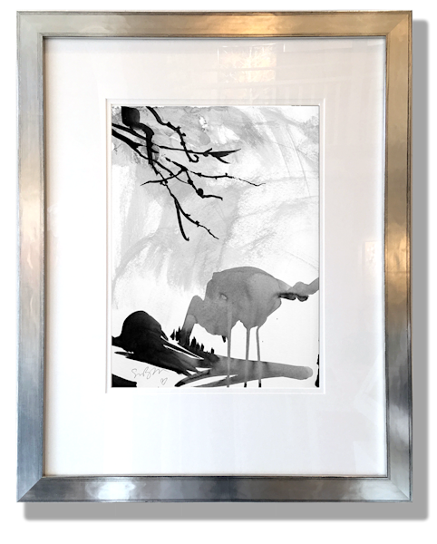 Half Dome Study [Sold] Art | MEUSE Gallery