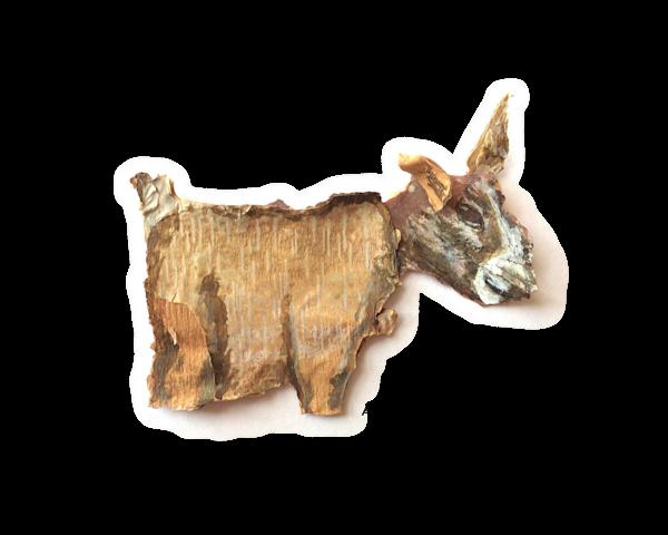 Gilly Goat Art | Marie Stephens Art