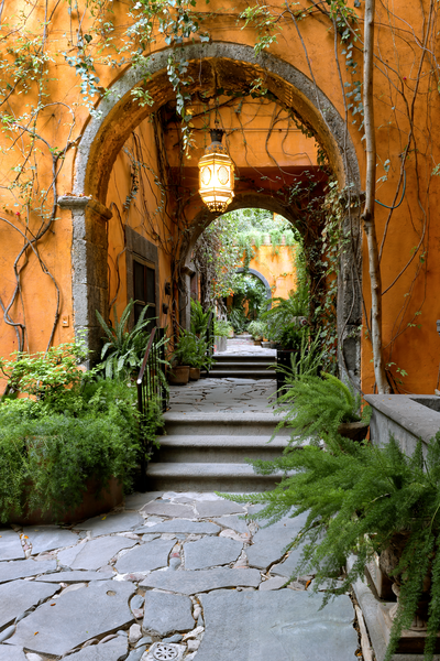 B&B Hotel, Colonial Architecture, San Miguel De Allende, Mexico