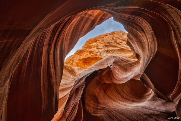 Slot Canyon Swirl, Arizona, 2019.