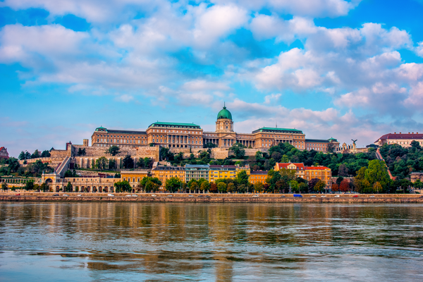 Budapest Castle Photography Art | Craig Primas Photography
