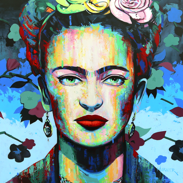 Frida Ii Art | Marnier