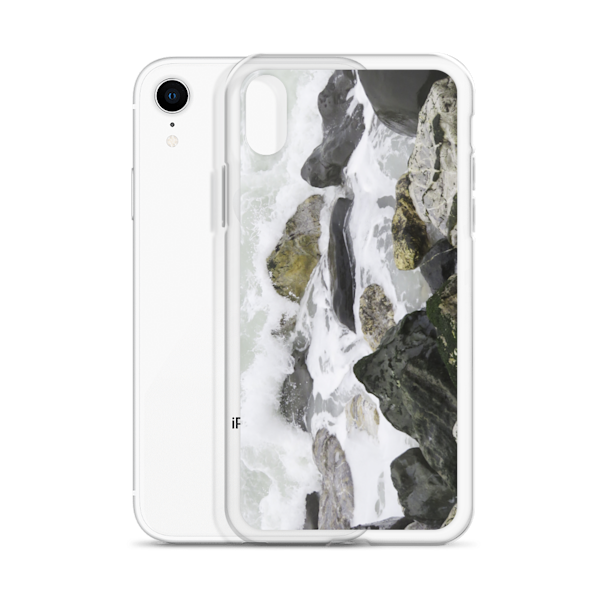 """Rockaway Rocks 1"" I Phone Case 