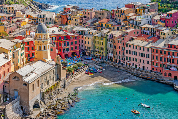 Vernazza Cinque Terre: Shop Prints | Louis Cantillo Fine Art Photography
