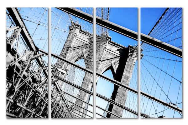 JRL Artistry | Art Inventory: Brooklyn Bridge I | Quality Is Our Art