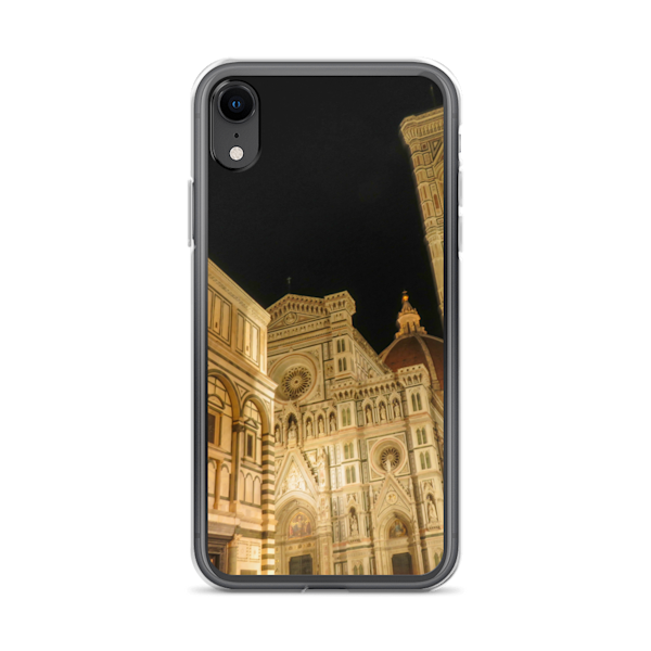 """""""Piazza Di San Giovanni At Night"""" I Phone Case 