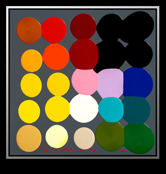 Twenty Five Colors *NEW*