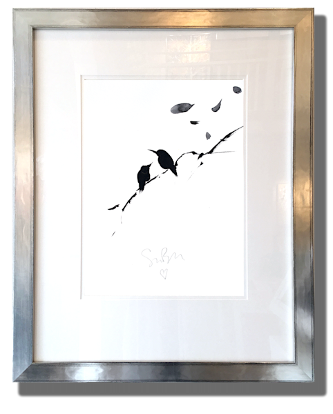 Ink Study [Sold] Art | MEUSE Gallery