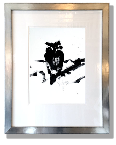 Ink Study [SOLD]