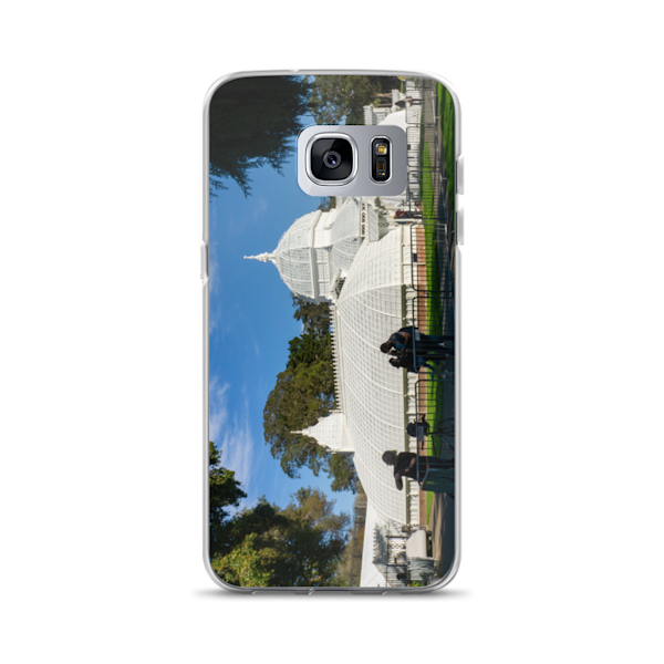 """""""Conservatory Of Flowers"""" Samsung Case 