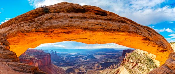 Art Print Canyonlands National Park Utah Mesa Arch