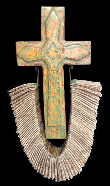 Crux Immissa Art | Sacred Structures