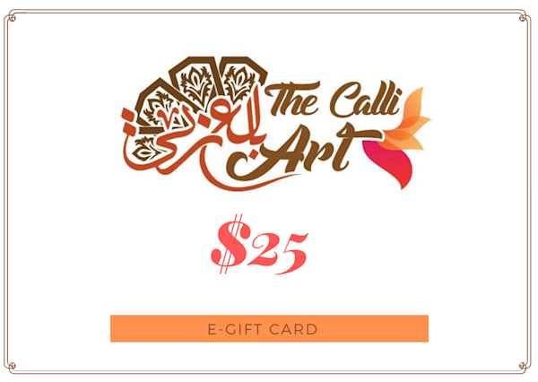$25 | thecalliart