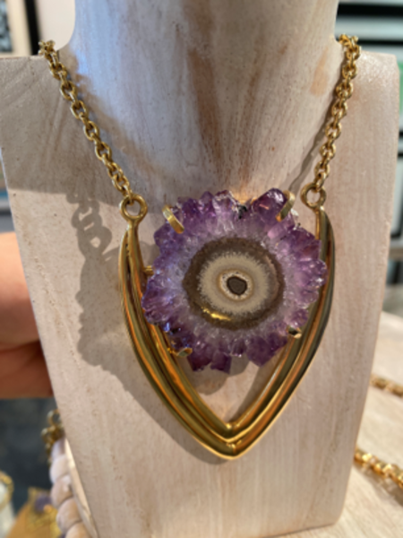 The TYCHE Necklace