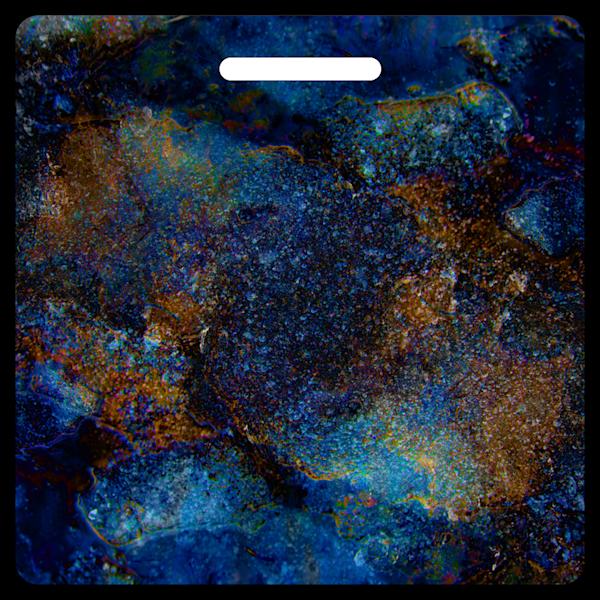 Cobalt- Bag Tag
