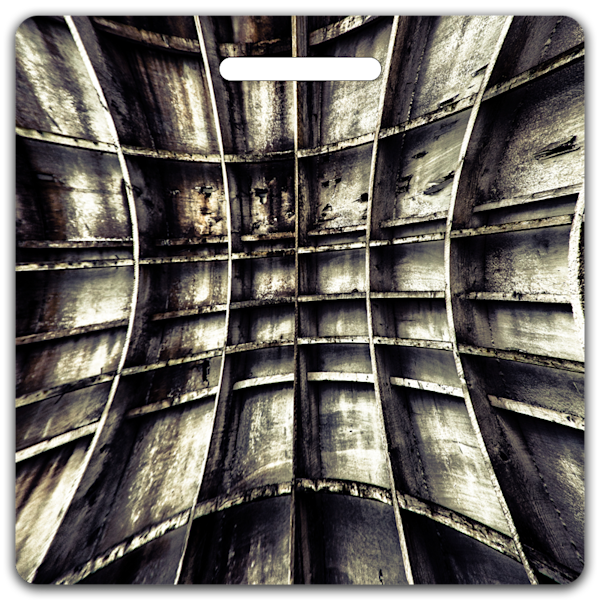 Wall Of Steel- Bag Tag
