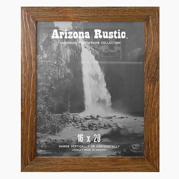 16x20 Early American Arizona Rustic Wall Frame