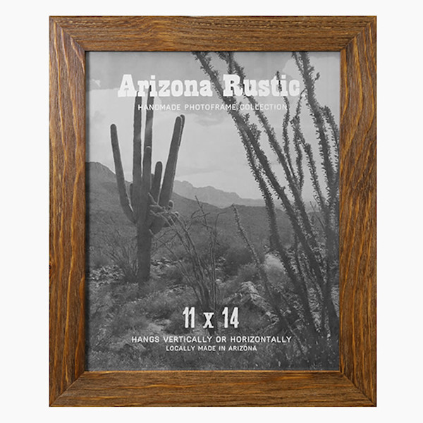 11x14 Early American Arizona Rustic Wall Frame
