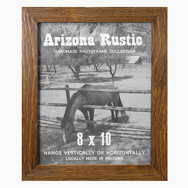 8x10 Early American Arizona Rustic Wall Frame
