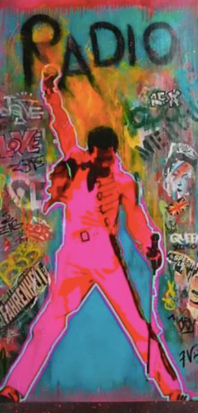 Mr. Farenheit Art | RPAC Gallery