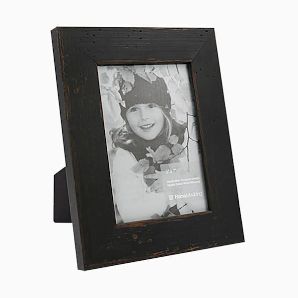 Roma Photo Frame | 5x7 Black