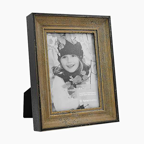 Roma Photo Frame | 5x7 Rustic Natural