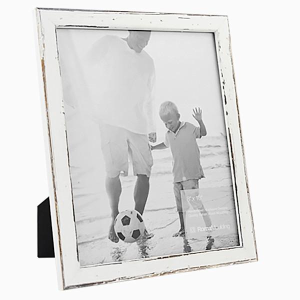 Roma Photo Frame | 8x10 Chalk White