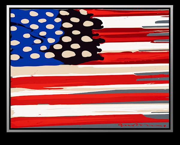 "Simon Bull Available Original Painting - ""Allegiance"""