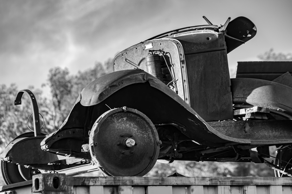 Old Truck Photography Art | Gretchen Shepherd Photography / Images by Gretchen