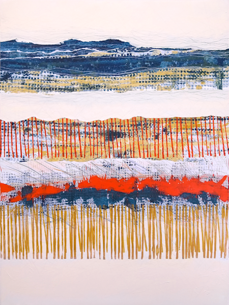 Hinterland – Original Abstract Painting & Prints | Cynthia Coldren Fine Art
