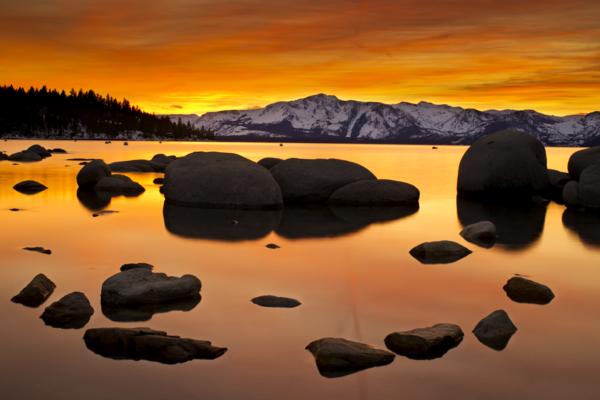 Lake Of Fire Art | Benko Art Gallery