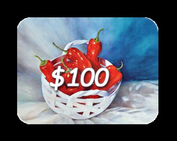 $100 Eau Gallery eGift Card