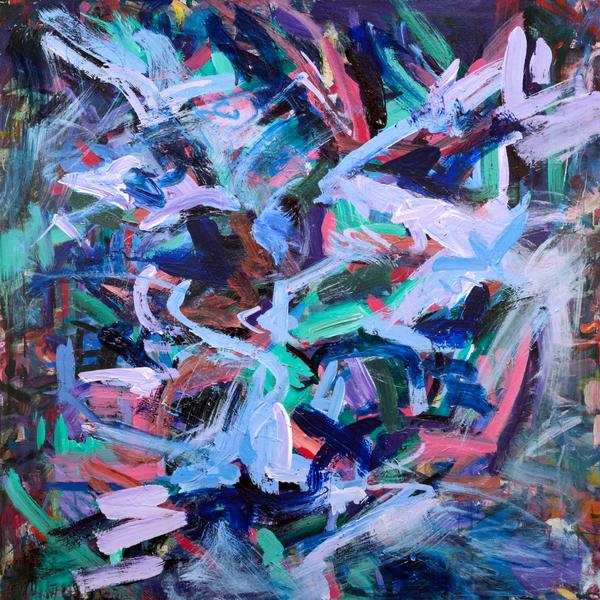 """Ensalada"" Art | Daniel Kanow Fine Art"
