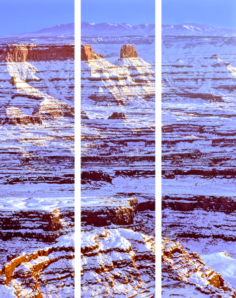 Winter Dusk In Canyonlands Photography Art | Art in Nature
