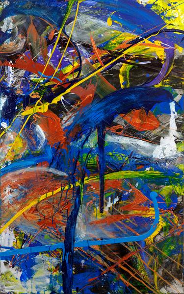 """Phases"" Part 3 Art | Daniel Kanow Fine Art"