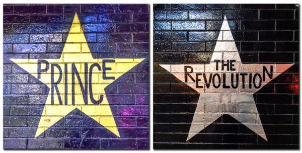 Prince and The Revolution Canvas Print | William Drew Photography
