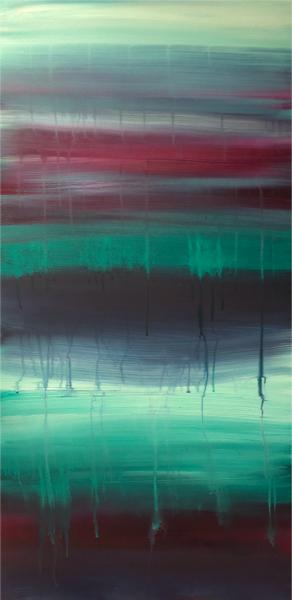 Foggy Marsh (Original) Art | Jen Sterling LLC
