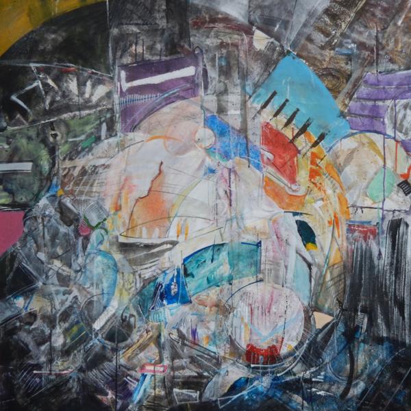 Cluster No.3 Print Art | Rick Wedel Art & Design