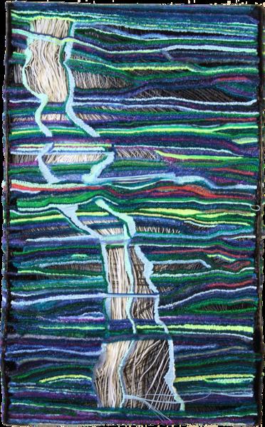 River, 2018 Art | Artist Rachel Goldsmith, LLC
