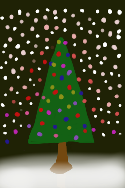 Christmastime Art | stephengerstman
