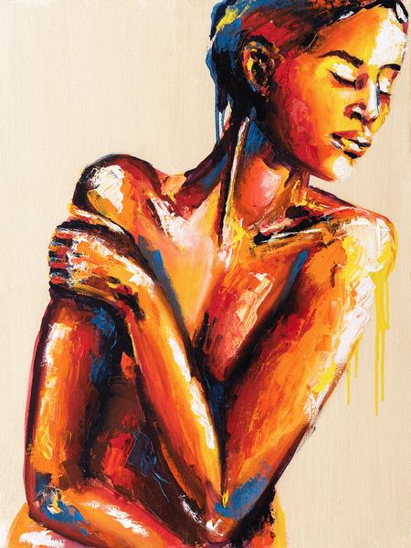 Warmth (Original Oil Painting) Art | Becca Fox Art