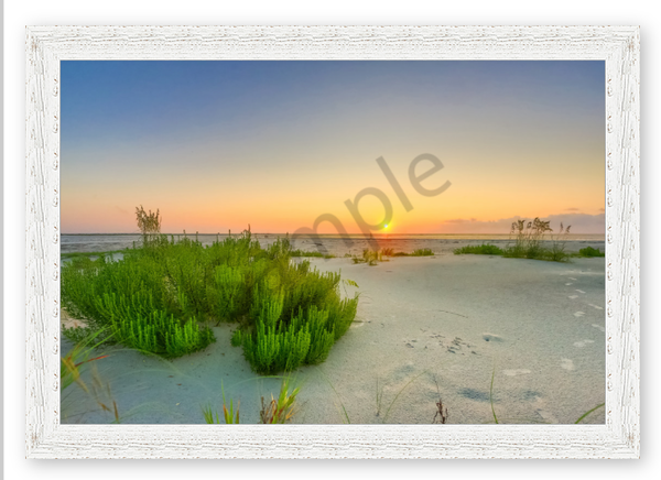 Dune View 24 X36 Framed Photography Art | Phil Heim Photography