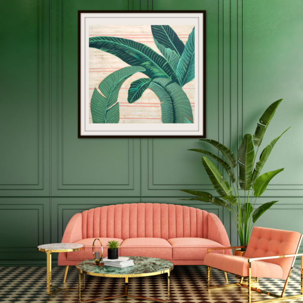 The BHH The Beverly Hills Wallpaper painting