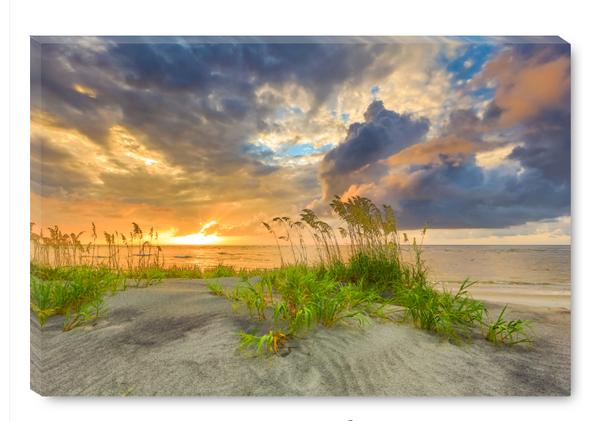 Sunrise Dune 40x60 Canvas Photography Art | Phil Heim Photography