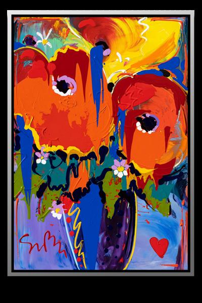 "Simon Bull Available Original Painting - ""Glory Years"""